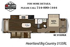 2018 Heartland Big Country for sale 300148060