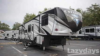 2018 Heartland Cyclone for sale 300152262