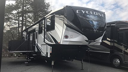 2018 Heartland Cyclone for sale 300153175