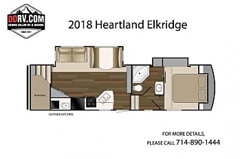 2018 Heartland Elkridge for sale 300153226