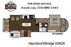 2018 Heartland Elkridge for sale 300141736