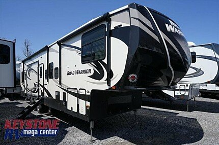 2018 Heartland Road Warrior for sale 300161255