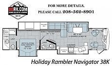 2018 Holiday Rambler Navigator for sale 300158247