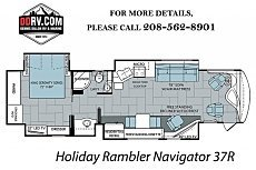 2018 Holiday Rambler Navigator for sale 300159318