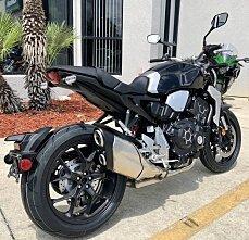 2018 Honda CB1000R for sale 200626511