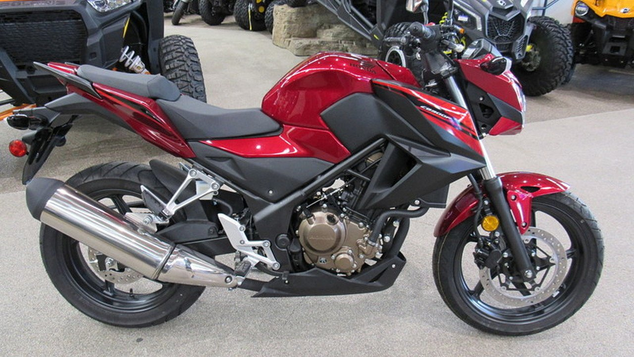 2018 Honda CB300F for sale 200532887