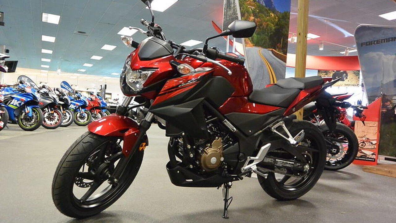 2018 Honda CB300F for sale 200550809
