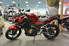 2018 Honda CB300F for sale 200550809