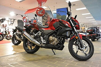 2018 Honda CB300F ABS for sale 200596858