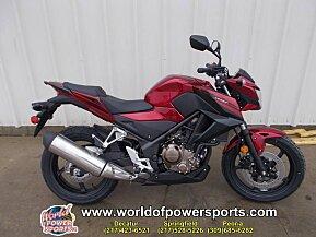 2018 Honda CB300F for sale 200637081