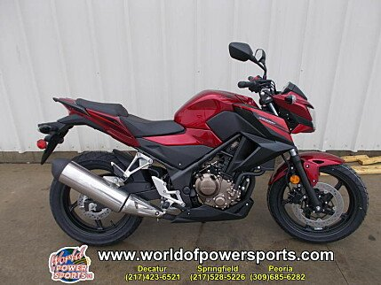 2018 Honda CB300F for sale 200637081