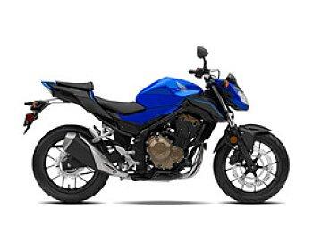 2018 Honda CB500F for sale 200530340
