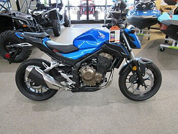 2018 Honda CB500F for sale 200531024
