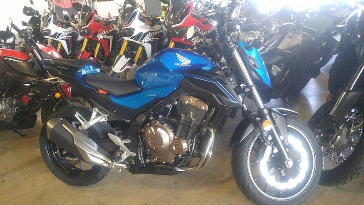 2018 Honda CB500F for sale 200544337