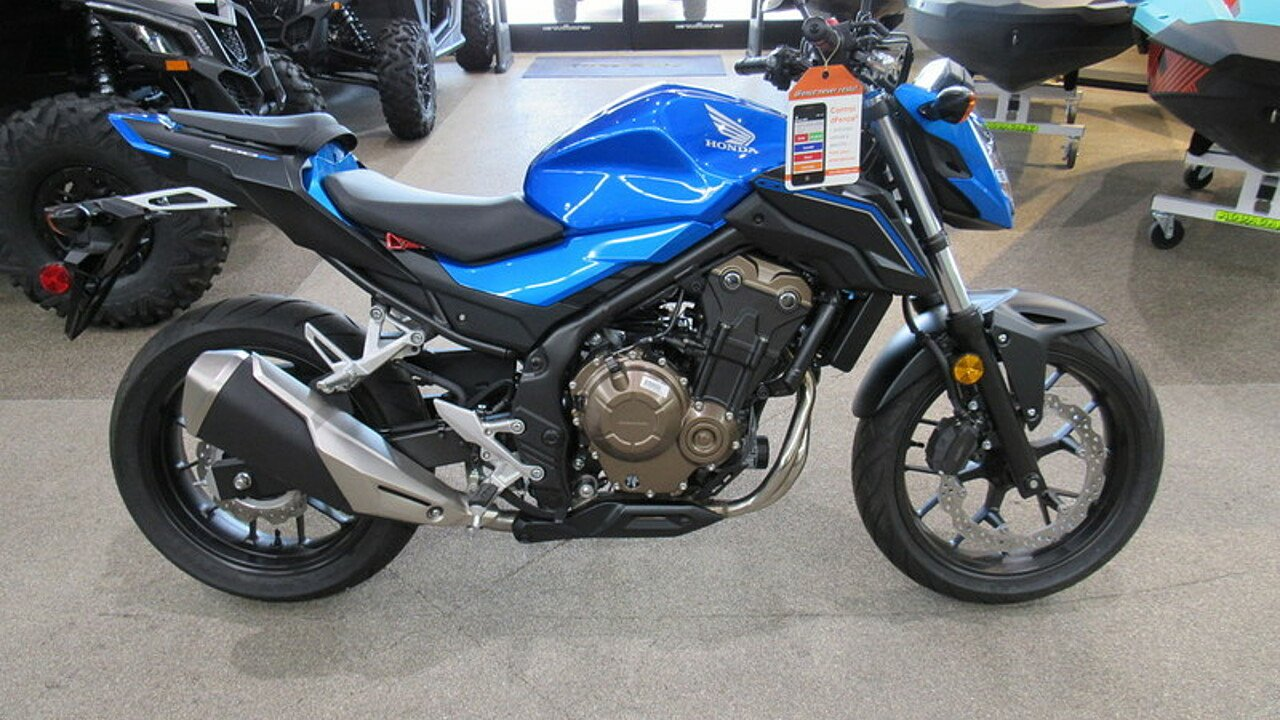 2018 Honda CB500F for sale 200546748