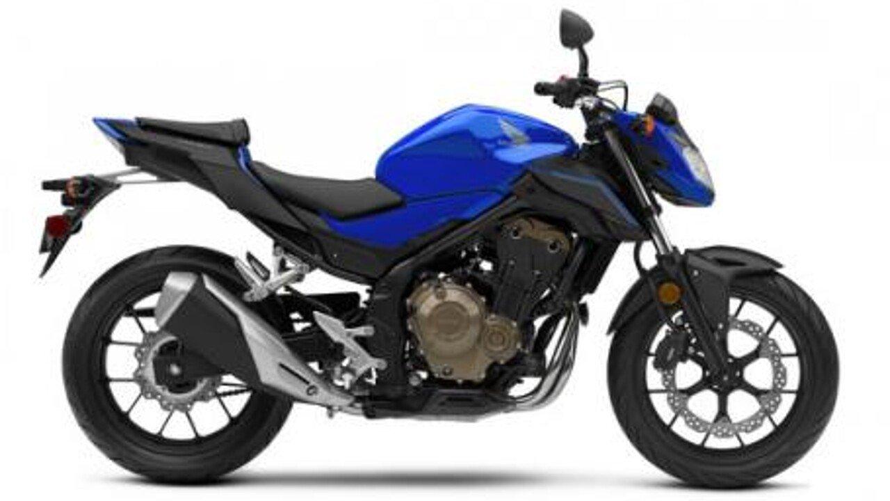 2018 Honda CB500F for sale 200547538