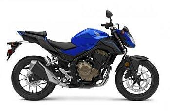 2018 Honda CB500F for sale 200549759