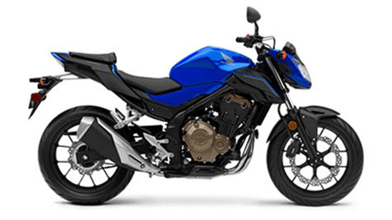 2018 Honda CB500F for sale 200643346