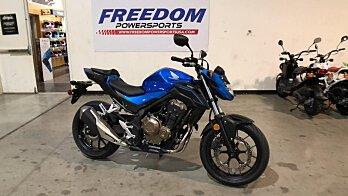 2018 Honda CB500F for sale 200687313
