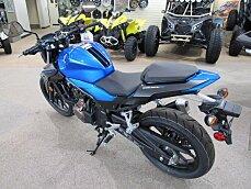 2018 Honda CB500F for sale 200546748