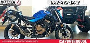 2018 Honda CB500F for sale 200588794
