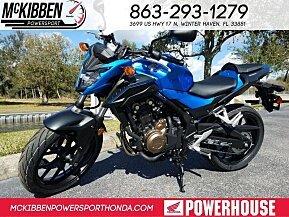2018 Honda CB500F for sale 200588795