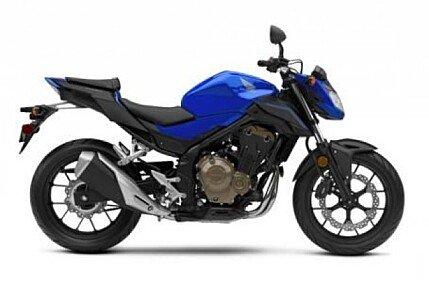2018 Honda CB500F for sale 200611893
