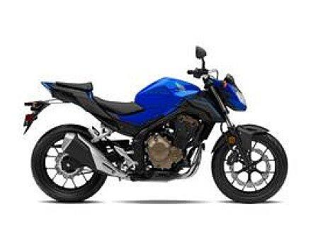 2018 Honda CB500F for sale 200651856