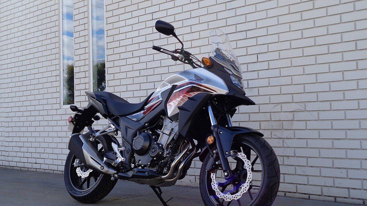 2018 Honda CB500X for sale 200523079