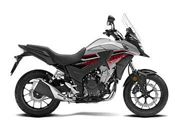 2018 Honda CB500X for sale 200528456