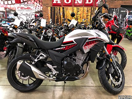 2018 Honda CB500X for sale 200523817