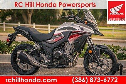 2018 Honda CB500X for sale 200533129