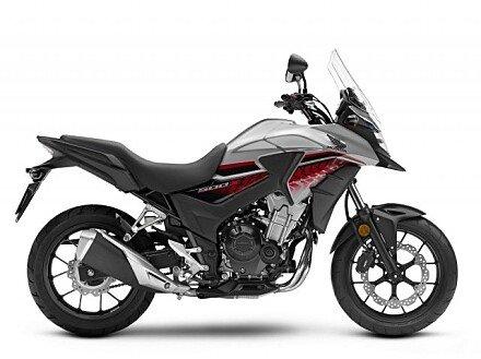 2018 Honda CB500X for sale 200546859