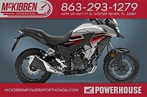2018 Honda CB500X for sale 200588799