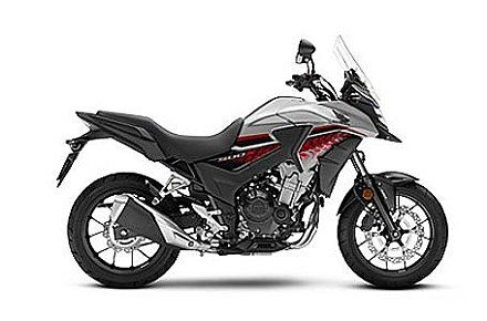 2018 Honda CB500X ABS for sale 200640205