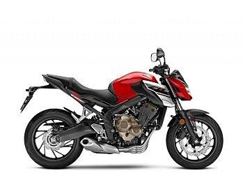 2018 Honda CB650F for sale 200492302