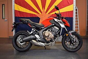 2018 Honda CB650F for sale 200495326
