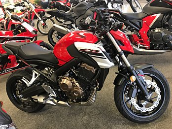 2018 Honda CB650F for sale 200501880