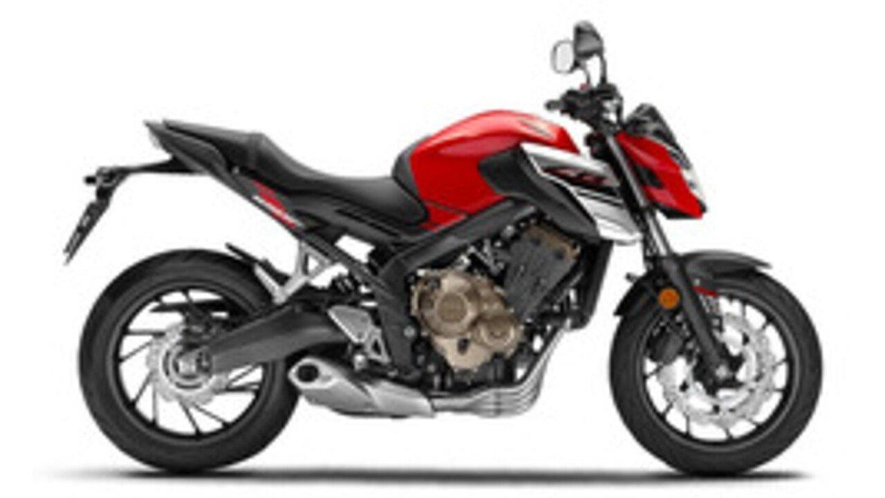 2018 Honda CB650F for sale 200530341