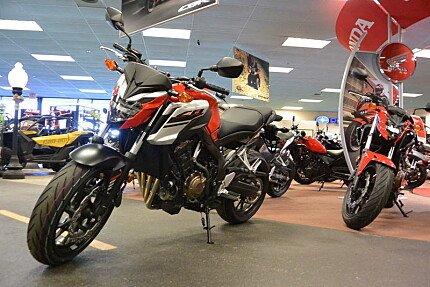 2018 Honda CB650F for sale 200498110