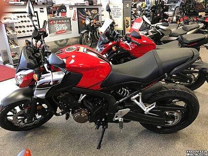 2018 Honda CB650F for sale 200501880