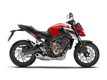 2018 Honda CB650F for sale 200526910