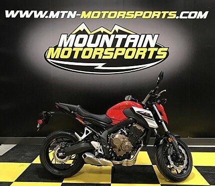 2018 Honda CB650F for sale 200542452