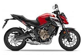 2018 Honda CB650F for sale 200604139