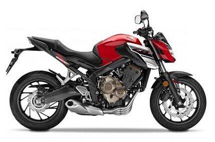 2018 Honda CB650F for sale 200641570
