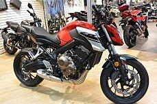 2018 Honda CB650F for sale 200647213