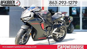 2018 Honda CBR1000RR for sale 200588645