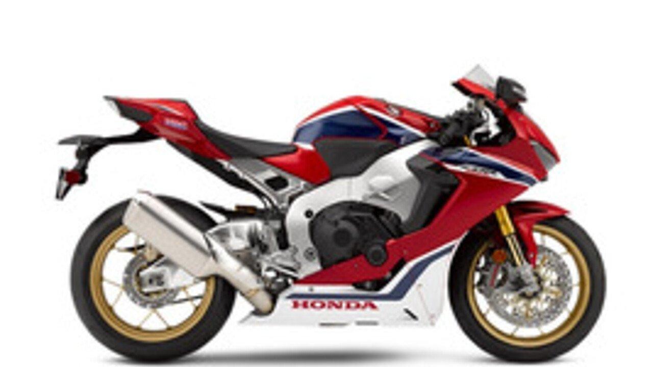 2018 Honda CBR1000RR SP for sale 200599604