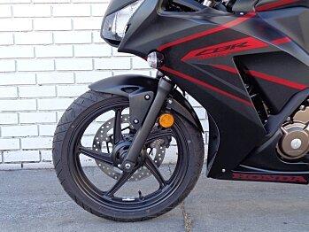 2018 Honda CBR300R for sale 200525361