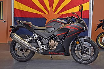 2018 Honda CBR300R for sale 200529486
